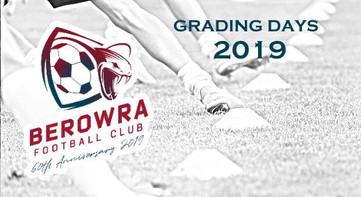 Grading Days update – Revised 13/02/2019