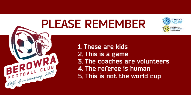 Please remember…