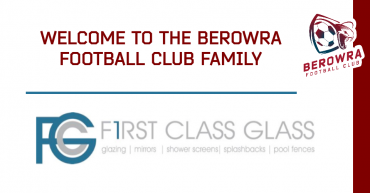 Welcome First Class Glass