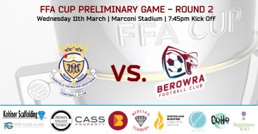 FFA Cup Round 2 – Match No. 21