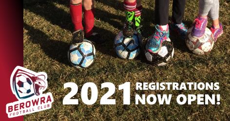 2021 Registrations now open!